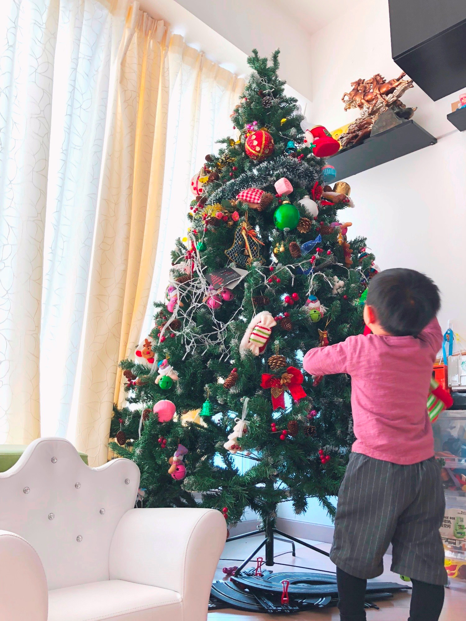 [LIFE] 儲存聖誕樹好幫手『美利倉』