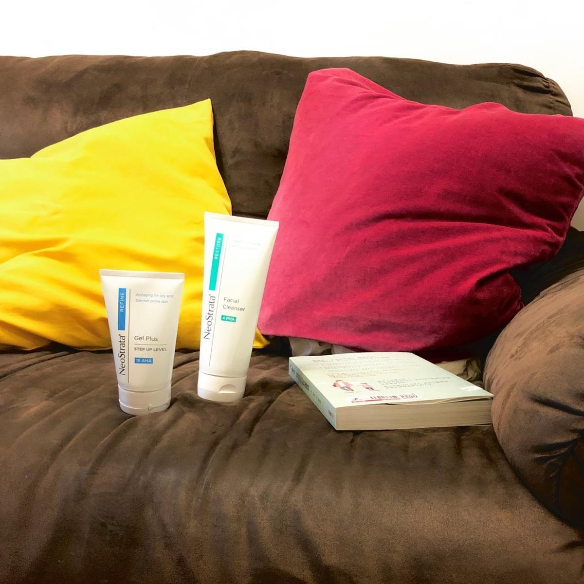 [SKIN] 重生的第一步︰為肌膚更生 (NeoStrata Gel Plus 更生活膚啫喱面膜及溫和潔面啫喱)